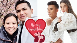 HLV Kiatisak, Bùi Tiến Dũng làm điều cực lãng mạn nhân dịp Valentine