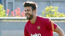 """Trước đại chiến PSG, Barcelona đón tin vui từ """"trái tim"""" hàng thủ"""
