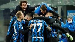 Inter Milan lên đỉnh Serie A, HLV Conte lập tức đề cao cảnh giác