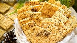 Tuyệt chiêu làm bánh ngói hạnh nhân thơm ngon, ăn không sợ béo
