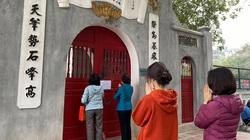 Hà Nội: Văn Miếu, Hoả Lò, chùa Trấn Quốc cùng nhiều di tích đóng cửa chờ thông báo mới