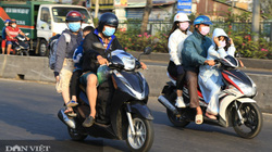 TP.HCM: Người dân quay trở lại thành phố không nhiều, chủ yếu đi bằng xe máy
