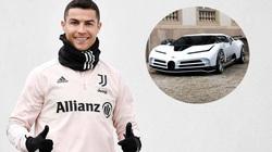 Siêu xe hơn 223 tỷ đồng mà Ronaldo mới tậu có gì khủng khiếp?