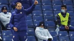 """Chelsea vào top 4 Premier League, HLV Tuchel hết lời khen """"chân gỗ"""" Werner"""