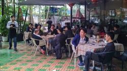Hàng loạt quán cafe, hàng ăn không đủ quy định tại Hà Nội vẫn mở cửa đón khách