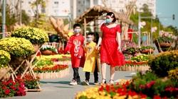 Đường hoa Home Hanoi Xuân: Điểm đến an toàn dịp Tết Tân Sửu