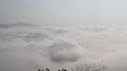 Săn mây trên đỉnh Tênh Phông những ngày đầu xuân