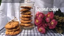 Clip hướng dẫn làm bánh quy dừa siêu đơn giản siêu ngon