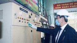 Chùm ảnh: Phó Chủ tịch UBND tỉnh Thanh Hóa Lê Đức Giang dự lễ ra quân, kiểm tra sản xuất đầu năm