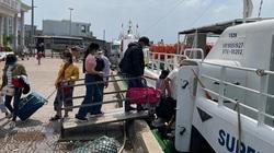 Quảng Ngãi: Du lịch sau Tết ra đảo Lý Sơn vắng vẻ, đìu hiu