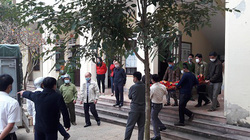 Phát hiện bảo vệ tử vong trong khuôn viên trụ sở UBND xã