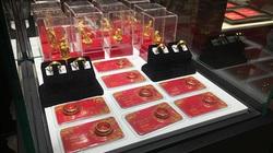 Nhiều mẫu vàng độc, lạ tràn ngập thị trường trước ngày Vía Thần tài