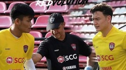 Muangthong United bắt đầu trả giá vì không giữ được Đặng Văn Lâm