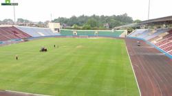 Phú Thọ: Sân vận động 18.000 chỗ đã sẵn sàng cho vòng bảng bóng đá nam SEA Games 31