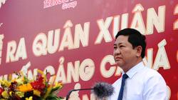 Chủ tịch UBND tỉnh Ninh Thuận dự lễ ra quân xuân 2021