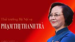 Infographic: Chân dung nữ Thứ trưởng Bộ Nội vụ vừa trúng cử Ban chấp hành T.Ư khóa XIII