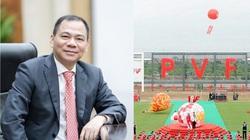 """Vì sao tỷ phú Phạm Nhật Vượng rút khỏi bóng đá, """"cho không"""" PVF?"""