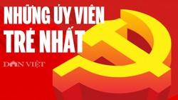 11 Ủy viên Ban chấp hành trung ương Đảng trẻ nhất khóa XIII