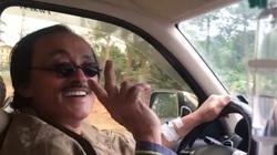 Nghệ sĩ Giang Còi khiến dân tình hoang mang vì khoảnh khắc trên xe hơi
