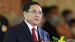 Phê chuẩn Thủ tướng Phạm Minh Chính làm Phó Chủ tịch Hội đồng Quốc phòng và An ninh
