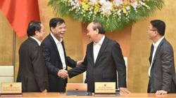 Nhân sự Chính phủ: 2 Phó Thủ tướng và 7 Bộ trưởng không tái cử Trung ương khóa XIII