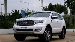 Ford Everest giảm giá sốc, người dùng Việt khó cưỡng