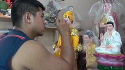 Làng nghề làm tượng Phật gần 100 năm tuổi tại TP. HCM
