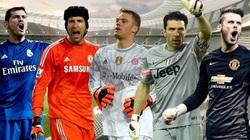 Vượt Casillas, Buffon dẫn đầu top thủ môn vĩ đại nhất thế kỷ 21
