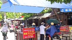 Hải Dương: Lãnh đạo tỉnh phê bình lãnh đạo huyện Kim Thành trong công tác phòng chống dịch Covid-19
