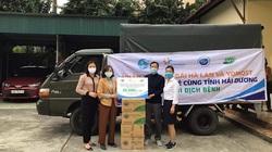Gần 40.000 sản phẩm sữa yêu thương đến với người dân tỉnh Hải Dương
