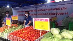 """Co.op Mart, Big C, VinMart, MM Mega Market… vào cuộc """"giải cứu"""" nông sản Hải Dương"""