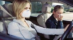 Nguy cơ lây lan virus SARS-CoV-2 trong môi trường xe ô tô