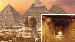 Khám phá ra bí ẩn của đại kim tự tháp lừng danh của Ai Cập