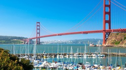 Tương lai TP.HCM sẽ có cầu vượt biển Cần Giờ lớn hơn cả cầu Cổng Vàng ở San Francisco