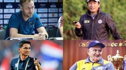 """Chân dung 4 HLV nước ngoài """"đẳng cấp châu lục"""" tại V.League 2021"""