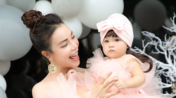 """Những người đẹp Việt đột ngột khoe con sau một thời gian """"ở ẩn"""" gây bão"""