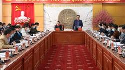 Thái Nguyên sẽ có quy hoạch 2021 - 2030, tầm nhìn 2050 sát thực tiễn, chất lượng, khả thi cao