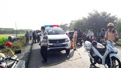 Bạc Liêu: Xe tải đâm xe khách văng xuống ruộng lúa, nhiều người thương vong