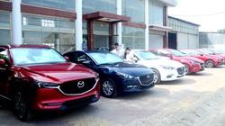 Giá ô tô giảm mạnh sau Tết Tân Sửu 2021