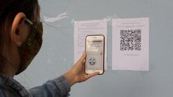 Hà Nội yêu cầu người dân phải thực hiện quét mã QR Code tại các cơ quan, công sở