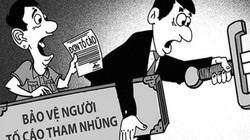 Bộ Công an sẽ bảo vệ người thân của người tố cáo tham nhũng như thế nào?