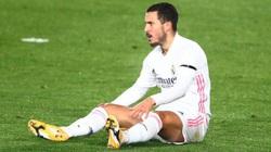 Eden Hazard lại khiến Real Madrid phải lắc đầu ngao ngán