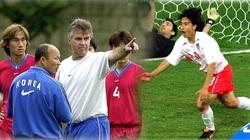 Cầu thủ Hàn Quốc mất suất đá chính tại World Cup 2002 vì... ôm thầy Park
