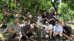 """Đông Nam bộ: Trồng thứ cây ra trái trông như """"hạt lúa khổng lồ"""", nông dân trúng đậm"""