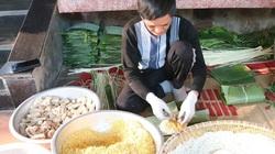 Hải Phòng: Cả làng khá già nhờ gói bánh Lang Liêu, có nhà gói 2.000 chiếc mỗi ngày