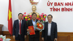 Bình Định có tân Giám đốc Sở Nông nghiệp và Phát triển nông thôn