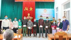 Quảng Nam: Thaco Trường Hải hỗ trợ người dân hàng tỷ đồng đón Tết
