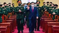 """Ông Vương Đình Huệ: """"Xây dựng khu vực phòng thủ vững chắc để bảo vệ tuyệt đối an toàn cho Thủ đô"""""""