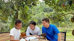 """Ngắm cơ ngơi sang trọng của 3 """"ông hoàng nhạc đỏ""""  Đăng Dương, Trọng Tấn, Việt Hoàn"""