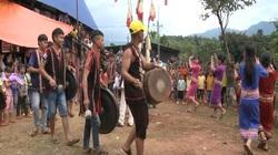 Lễ cúng lúa mới, nét văn hóa đậm bản sắc dân tộc của người Xơ Đăng ở Kon Tum